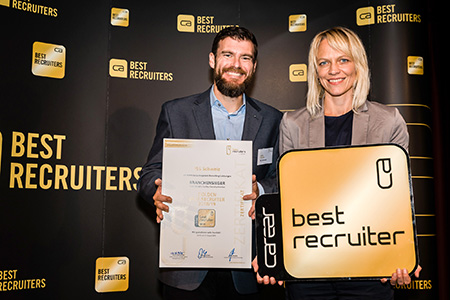 ISS è di nuovo «Best Recruiter»