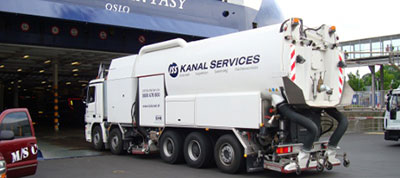 kanalservices in oslo gross